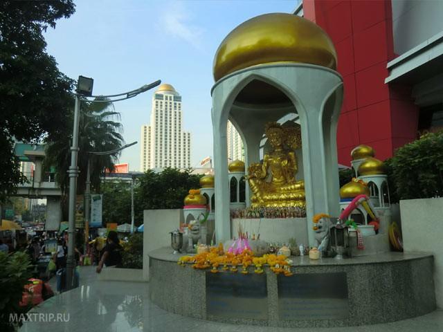 Chit Lom Station, Бангкок