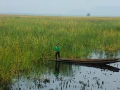 Озеро в национальном парке Sam Roi Yot