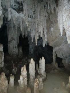 Пещера в национальном парке Sam Roi Yot